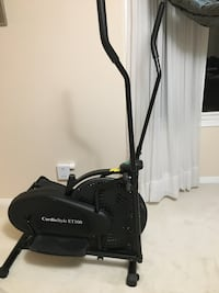 Elliptical exercise cardio bike Vaughan, L4J 5N1