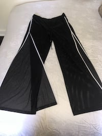 black and white Adidas sweatpants Mississauga, L5N 5K6