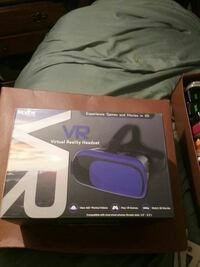 Vibe virtual reality headset box Smyrna, 19977