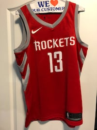 Selling Brand New James Harden Houston Rockets Jersey  Toronto