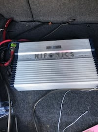 white and gray car amplifier 40 km