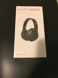 Beats studio 3 wireless Toronto, M1J 3G7