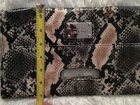 black and gray leather Michael Kors wallet Saint Charles, 20603