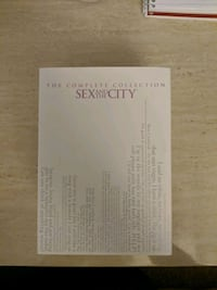 Sex and the City Complete Series Boxset -- LIKE NEW CONDITION!! Brampton, L6Y 2N4