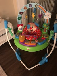 Baby bouncer jumperoo Toronto, M2N
