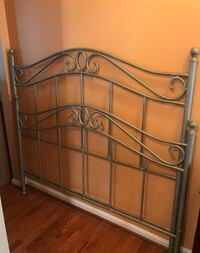 Bombay & Company Queen Size Bedframe Waldorf