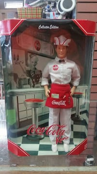 Coca Cola Ken Collectors Edition