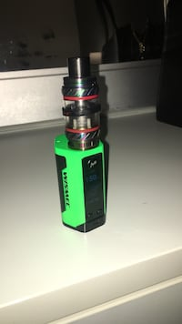 Wismec rx300 with cloud beast king