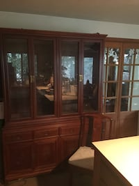 Gorgeous solid Rosewood dining room set.  Poulsbo, 98370