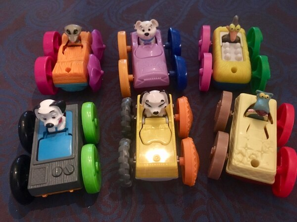 McDonalds Happy Meal 101 Dalmatians 09467db0-c503-466b-9a55-82a136517e7e