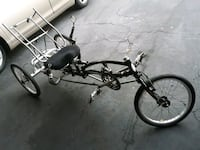 recumbent tricycle  Redwood City, 94061