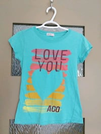 Love you t shirt size small Calgary, T2E 0B4