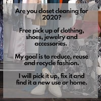 Free Clothing Pickup Arlington, 22201