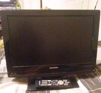 """19"""" Magnavox flat screen/w built-in DVD player and remote Asheville"""