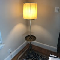 Vintage antique brass table floor lamp Rock Hill, 29732
