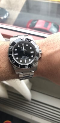 ROLEX SUBMARINER 114060 NO DATE BLACK CERAMIC BEZEL Brooklyn, 21225
