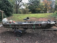 John boat 14ft need gone today best offer  Toccoa, 30577