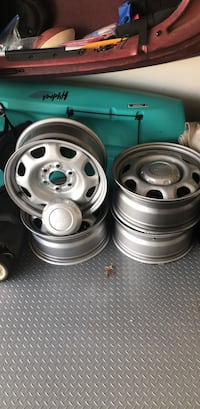 ford  F-150 steel wheels Aldie, 20105