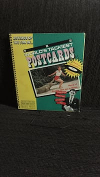 Postcards book Port Alberni, V9Y 4W1