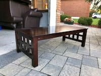 Wood coffee table set Richmond Hill, L4C 9Z5