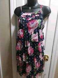 Justice size 12 dress Summerville