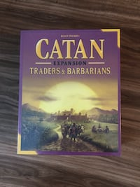 New in Box- Catan: Traders and Barbarians Expansion Vancouver, V6G