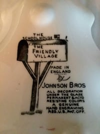 The Friendly Village by Johnson Bros