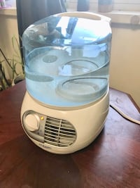 Humidifier water lasts for 20days Brampton, L6W 3R8