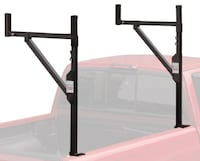 Pick up truck ladder rack