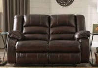 Comfy True Leather Recliners Fort Washington
