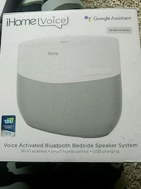 IHOME Bluetooth Google Assistant  Seattle, 98125