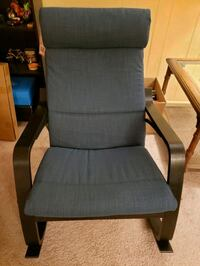 Ikea Poang Rocking Chair & Ottoman Alexandria, 22310