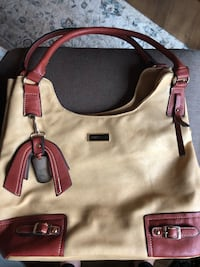 Brand new leather purse (jimmy Choo knock off) Calgary, T3H 0C4