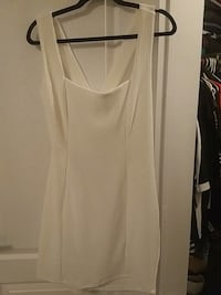 Ivory Ribbed Dress - Size 2X Brampton, L6P