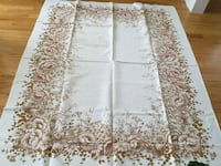 GORGEOUS TABLE CLOTH DIM 50.5x63 INCHES  Montréal, H9K 1S7