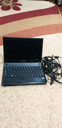 black and gray Toshiba laptop Mississauga, L5W 1E1