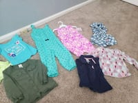 18 month girl clothes  Thornton, 80233