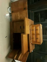 Sewing cabinet and storage box  Hudson, 34667