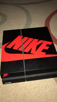 Ps4 with nike decal
