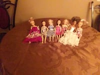 7 Dolls collection Barrie, L4N 7N1