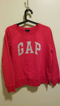 red and gray Gap crew-neck sweatshirt Corona, 92881