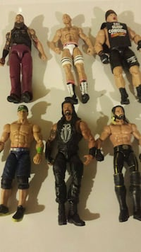 WWE Elite figure lot Richmond Hill, L4C 2R8