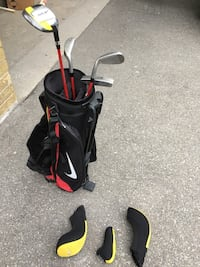 Nike Childrens golf clubs. Lightly Used Mississauga, L5J 3H6
