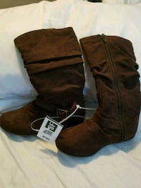 Kids size 13 brand new boots