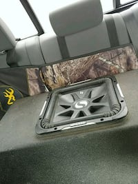 12in L7 kicker with large ported box Wadena, 56482