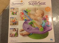 Summer infant deluxe baby bather box Silver Spring, 20902