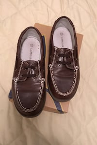 Boys size 12 brown shoes  Fairfax, 22030
