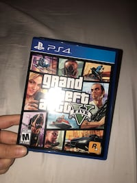 Brand new Grand theft auto five ps4 game  Killeen, 76543