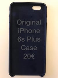 Orginal 6s plus case 20€ orginal iphone x case 20€ 6780 km