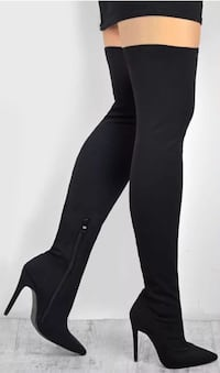 Womens Ladies Stretch Over The Knee Thigh Boots Upper Marlboro, 20772